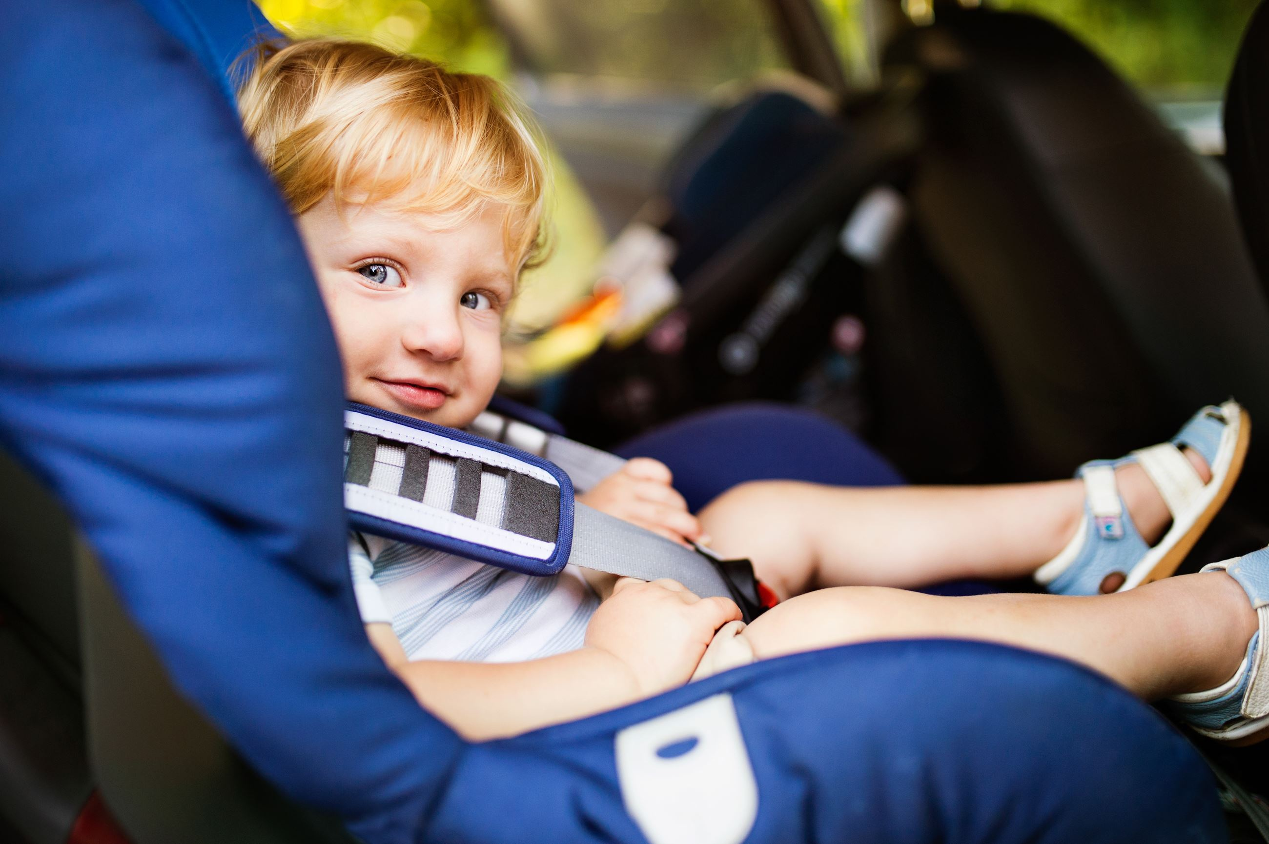 Child Restraint Safety Seat Check