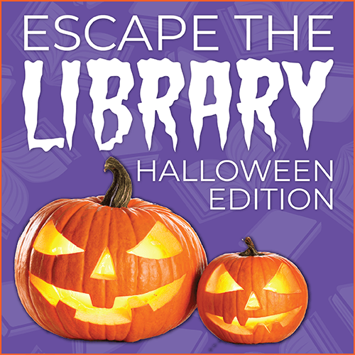 Escape the Library Halloween Edition