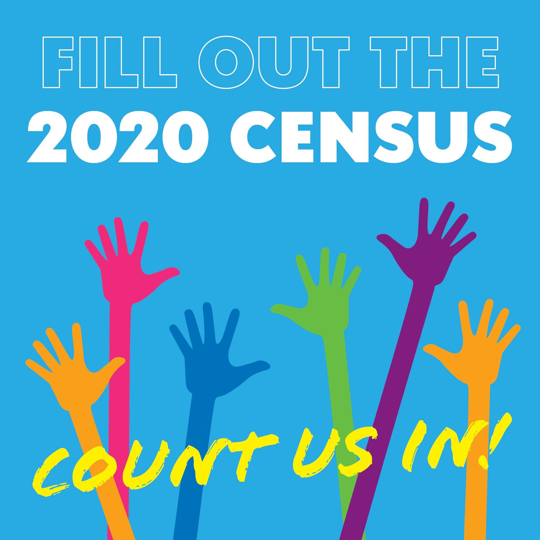 2020 Census Count Us In