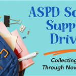 ASPD School Supply Drive