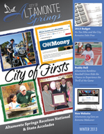 City Newsletter Fall 2013 Opens in New Window Opens in new window