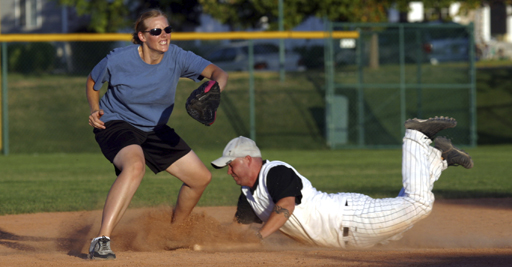 City Of Atascadero Adult Softball 101